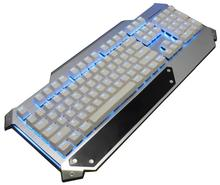 New Mechanical Keyboard Factory Wholesale 104 Keys Wired LED Backlit Computer Gaming Keyboard