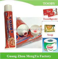 TOOBY Brand cheap price good quality aim toothpaste