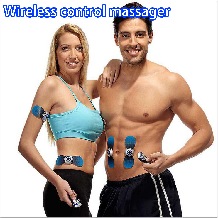 Wireless personal mini electric massager smart TENS /EMS massager