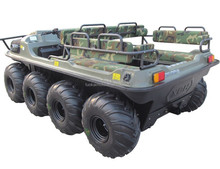 8x8 snow vehicle/Amphibious track ATV (TKA800-8)