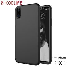 Newest 360 degree full cover high protective cell phone back cover case for iPhone X moblie phone case