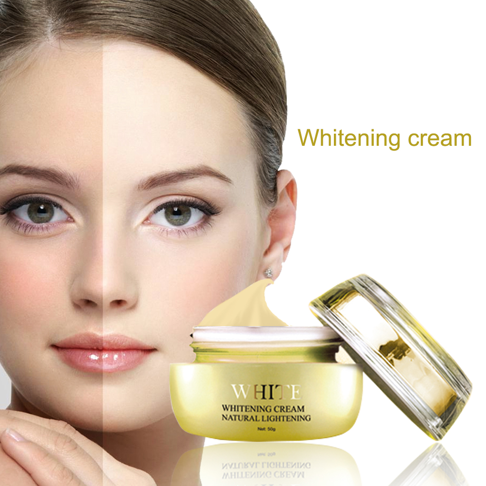 Low Price High Quality Golden Pearl Day Night Face Cream For Men Women Black Skin Whitening Moisturizing Brightening Beauty Care
