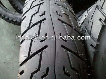 Tubeless motorcycle tire 130/90-18 with new patterns (OWN factory)
