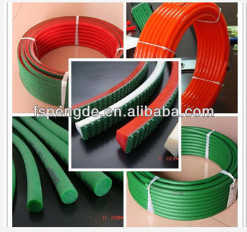 China Polyurethane PU Round Conveyor Belt Manufacture