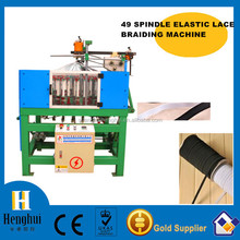 16 spindle ladder tie and curtain line braiding machine