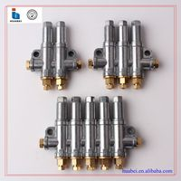 Machinery lubrication parts Oil lubricationoil blocks Oil lubrication system accessories
