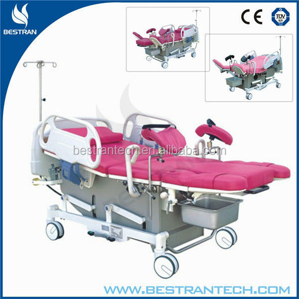 BT-LD001 CE hospital maternity equipments labor and delivery beds