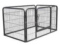 2016 hot outdoor strong metal pet dog playpen run fence