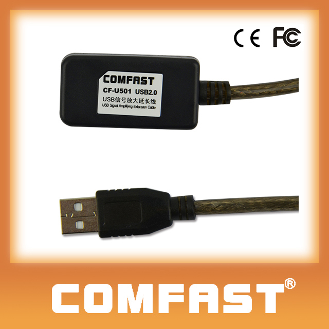 COMFAST CF-U501 USB cable Signal amplification line whit USB extension cable / line / cord