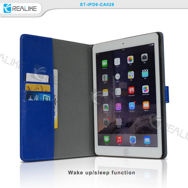 High Quality Flip Leather Case Tablet PC Stand Cover For Ipad Mini 5 Case