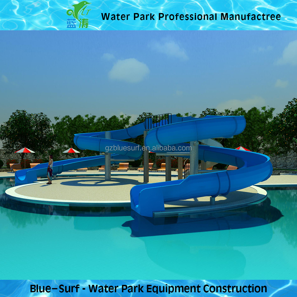 Fiberglass Swimming Pool Water <strong>Slides</strong> for Sale Commercial Water <strong>Slide</strong>