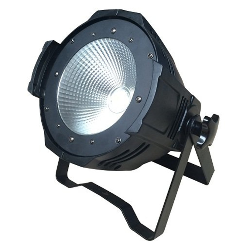High power 100w cob Cold white/warm white led par 64 led par stage light