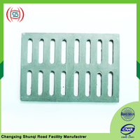 Road drain grating cover for promotion
