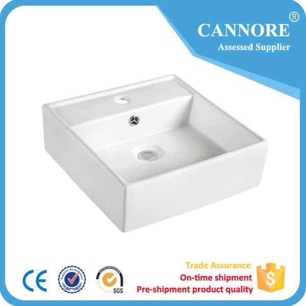 HOT SELLING CHINA CERAMIC WASH BASIN SINK