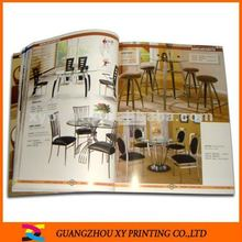 Chair Furniture Product Catalogues Printing