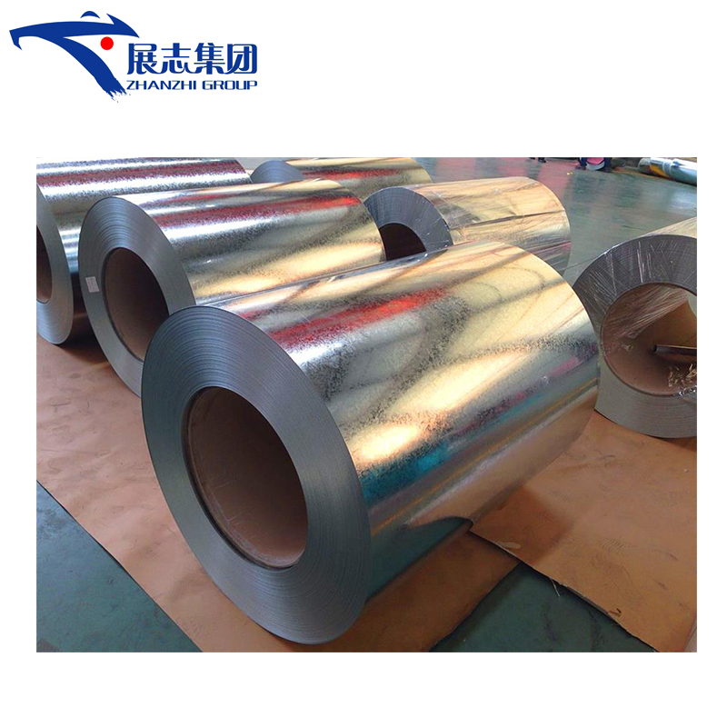 Galvanized Steel Price Per Ton Zero Mini Regular Spangle Galvanized Sheet Metal DX51D Z galvanized steel coil
