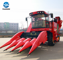 TIANREN 3 - 7 Rows Maize Combine Harvester Price
