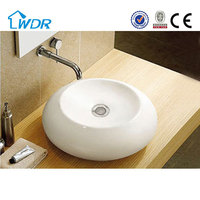 Table top hand wash quality wholesale washroom round wash basin pictures