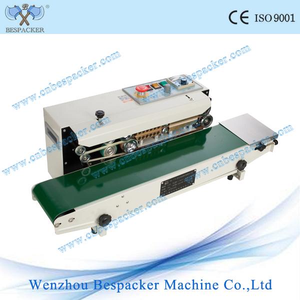 automatic plastic bag sealing machine