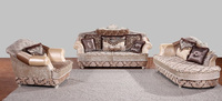 French country style sectional cloth sofa/East Countries Chinese Furniture Arabic Style
