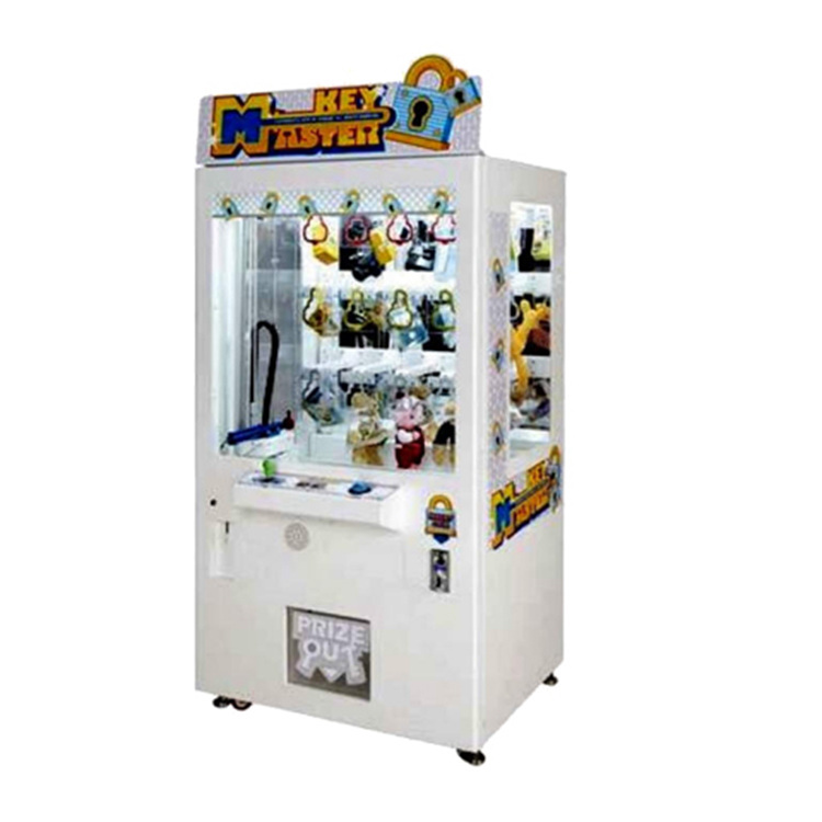 LSJQ-385 hot sale best price vending machine plush toy/vending machine lock master key lock RF 0108