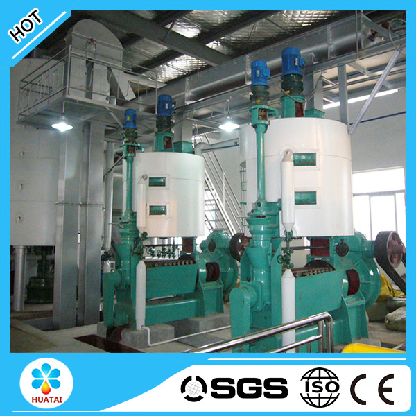 Made in China oil production line making olive oil