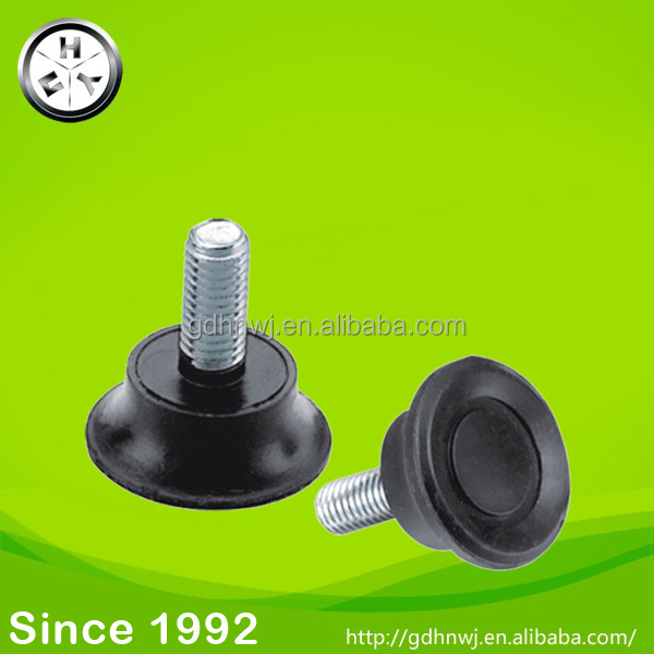 Adjustable chair leveling glides furniture self leveling feet