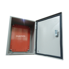 Factory wholesale Custom metal box enclosure electronic