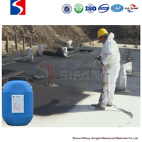 Nontoxic excellent extension roof Spray liquid rubber coating