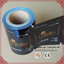 gravure soft plastic printed laminated packing materials food packaging film in roll/Roll film
