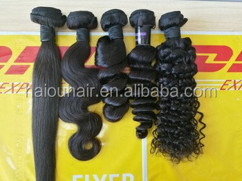 Top Hair Imported At Factory Price Unprocessed Brazilian Body Wave 8A Grade
