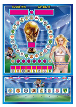 Kenya Lucky award all prize table top slot machine adult mini games machine