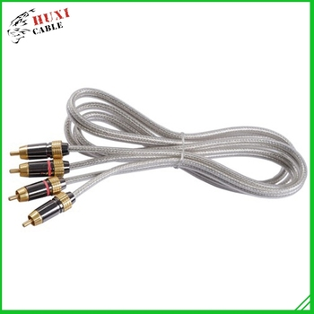 HIGH PERFORMANCE RCA Cable