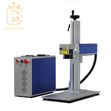 metal parts 30w raycus max fiber laser marking machine parts