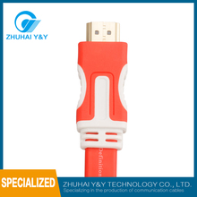 High Quality flat type hdmi cable for video