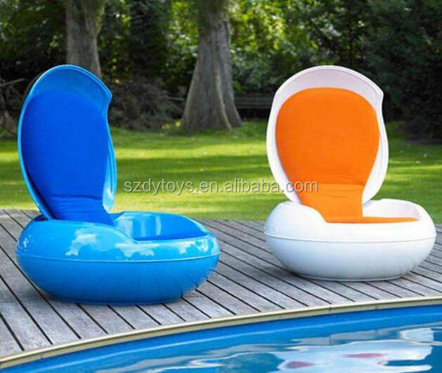 indoor and ourdoor air sofa pvc infaltable sofa for pool