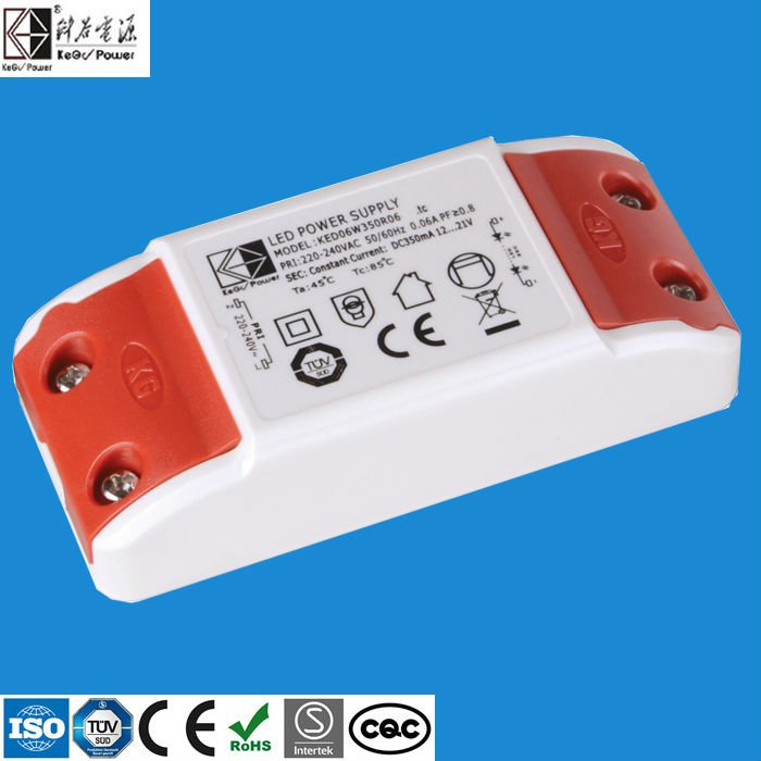 LED AC DC Converter with CE TUV
