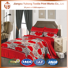 High Quality Disposable Bed Linen Bedding Set Made In India