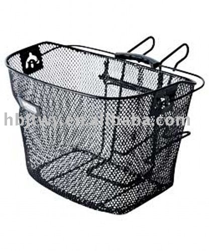 customize bicycle metal basket