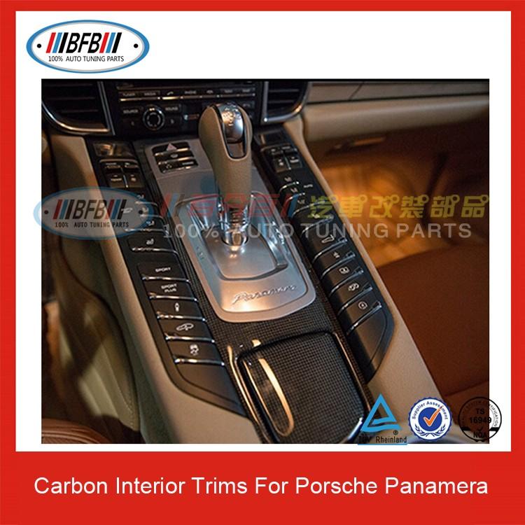 2015up carbon fiber interior trims interior dash kit for porsche panamera buy carbon interior. Black Bedroom Furniture Sets. Home Design Ideas