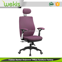 China wholesale executive office chair with footrest