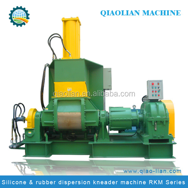 4 - 7 times / hour plc automatic control rubber internal mixer