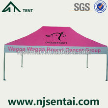 High Quality Waterproof Professional 4x6m Folding Tent/8'x8' Gazebo/Cast Iron Gazebo Weights Manufacturer