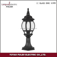 outdoor standing light/outdoor garden post light/lawn light cheap price CE,ROHS approval,cheap price