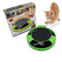 Catch the mouse Interactive cat toy