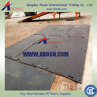 Temporary Road Swamp Mats/New road construction mat/Ground Cover Mats