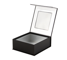 New Trending Products Customized Paper Perfume Storage Eyelash Magnetic Box With Window