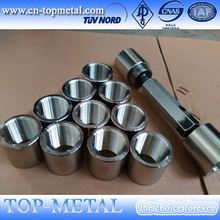 galvanized and black bs thread mild gi pipe fittings steel socket