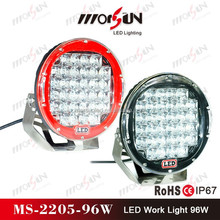 "New arrival of 2015 9"" Off road led work lights 96w for 4x4 accessories arb 96w led work light"