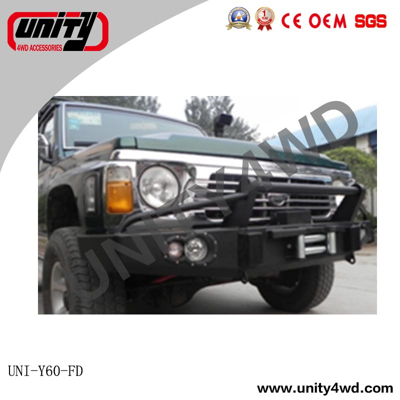 Free OEM Service car bumper for patrol accessories